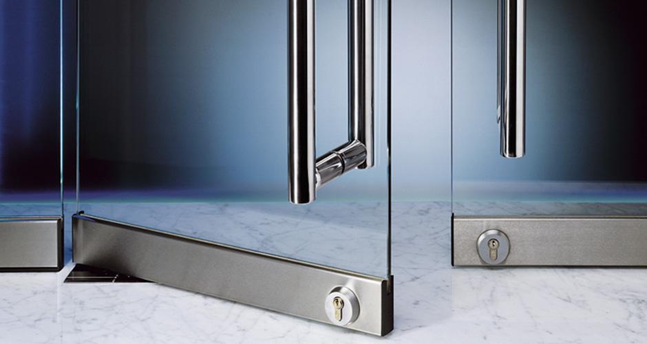 Dorma Glass Door Floor Closer Glass Door Ideas